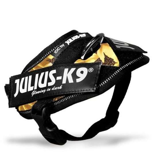 Picture of Julius-K9 harness IDC®, Size Baby 1, Autumn Touch