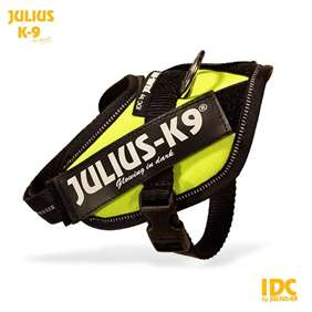 Picture of Julius-K9 harness IDC®, Size Baby 2, Neon Green