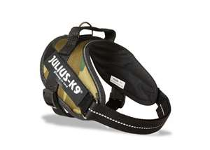 Picture of Julius-K9 harness IDC®, Size Mini-Mini, Camouflage
