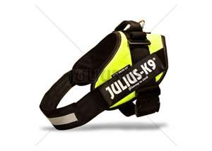Picture of Julius-K9 harness IDC®, Size 4, Neon Green