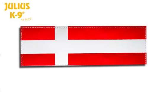 Picture of Flag label Denmark (162LG-NF-DM)