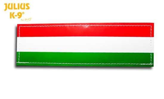 Picture of Flag label Hungary (162LG-NF-HU)