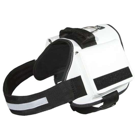 Picture of Therapy dog harness - size 1 - white