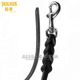 Picture of Buffalo-leather  leash - 0.8 m / 10 mm