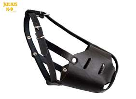 Picture of Leather muzzle - closed 1731G
