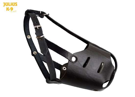 Picture of Leather muzzle - closed 1732G