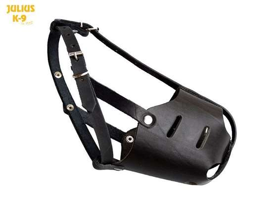 Picture of Leather muzzle - closed 1734G