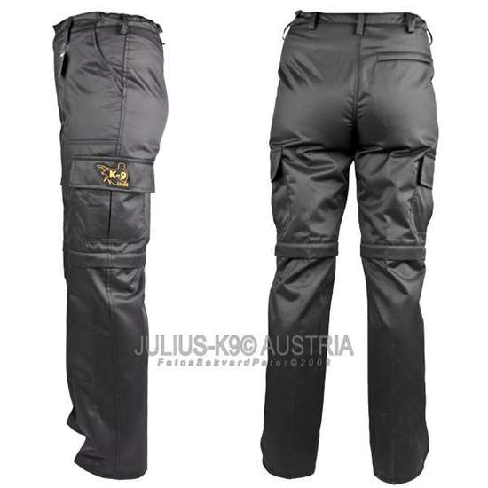 Picture of K-9 Units zipp-off trousers