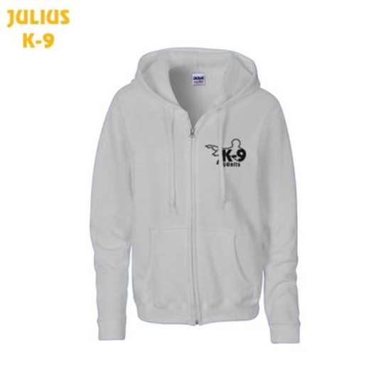 Picture of Julius-K9® Pullover with zipp - GRAY