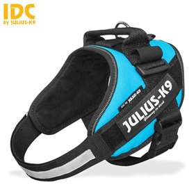 Picture of Julius-K9 harness IDC®, Size 0, Aquamarine