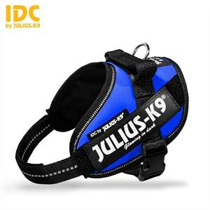 Picture of Julius-K9 harness IDC®, Size Mini-Mini, Blue
