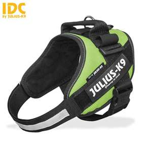 Picture of Julius-K9 harness IDC®, Size 0, Kiwi Green