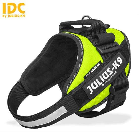 Picture of Julius-K9 harness IDC®, Size 0, Neon Green