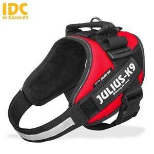 Picture of Julius-K9 harness IDC®, Size 0, Red