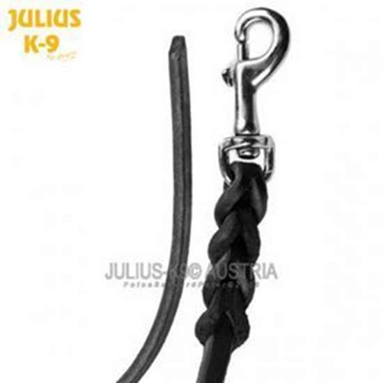 Picture of Buffalo-leather  leash - 1,8 m / 16 mm