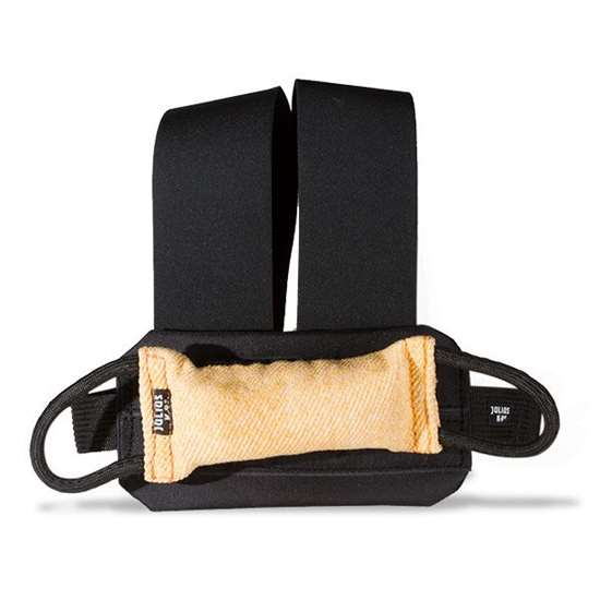 Picture of Breast belt with hook and loop tug