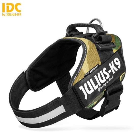 Picture of Julius-K9 harness IDC®, Size 2, Camouflage