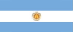 Picture of Argentina flag (162LG-NF-ARG)