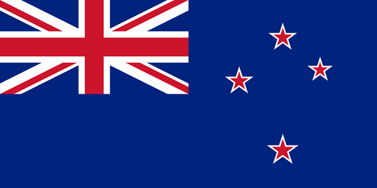Picture of New Zealand flag (162LG-NF-NZ)