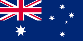 Picture of Australian flag (162LG-NF-AU)