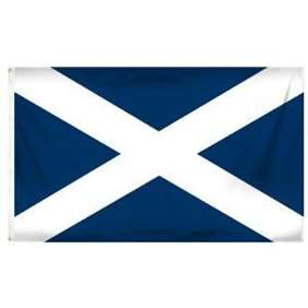 Picture of Scottish Flag, Andrew Cross flag (162LG-NF-SC)