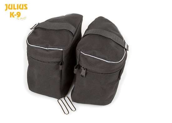 Picture of Sidebag BLACK for IDC Powerharnesses - Size 0