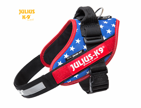 Picture of IDC® Flag harness - Size: Mini-mini - more flag patterns available