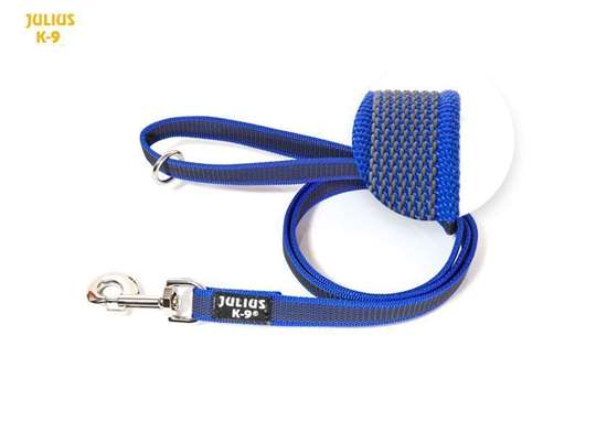 Picture of Super-grip leashes 0.8 in with handle, Blue - more lenghts available
