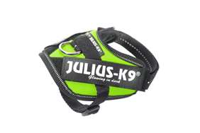 Picture of Julius-K9 harness IDC®, Size Baby 1, Kiwi Green