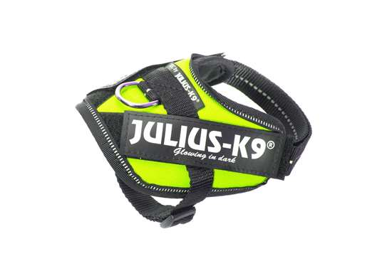 Picture of Julius-K9 harness IDC®, Size Baby 1, Neon Green