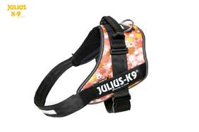 Picture of Julius-K9 harness IDC®, Size 4, Pink Flowers