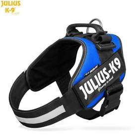 Julius-K9 IDC Powerharness Blue Size: 0