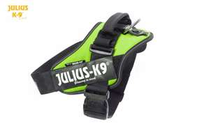 Picture of Julius-K9 harness IDC®, Size 1, Kiwi Green