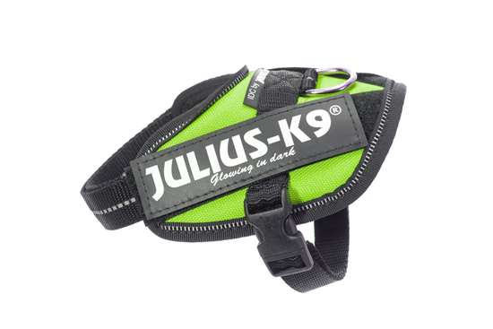 Picture of Julius-K9 harness IDC®, Size Baby 2, Kiwi Green