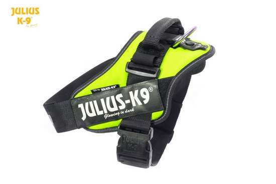 Picture of Julius-K9 harness IDC®, Size 2, Neon Green