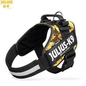 Picture of Julius-K9 harness IDC®, Size 3, Autumn Touch
