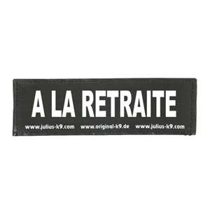Picture of A LA RETRAITE (162LR-K-54207)