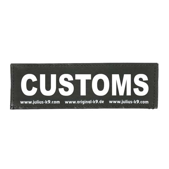 Picture of CUSTOMS (162LR-K-35510)