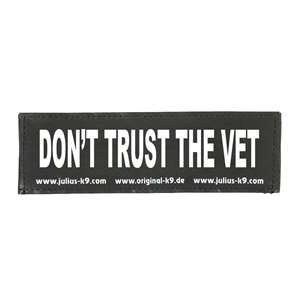 Picture of DON'T TRUST THE VET (162LR-K-44840)