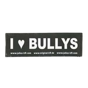 Picture of I ♥ BULLYS (162LR-K-36258)