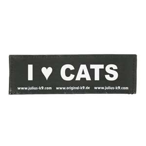 Picture of I ♥ CATS (162LR-K-55174)