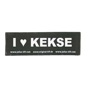 Picture of I ♥ KEKSE (162LR-K-54474)