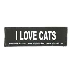 Picture of I LOVE CATS (162LR-K-38528)