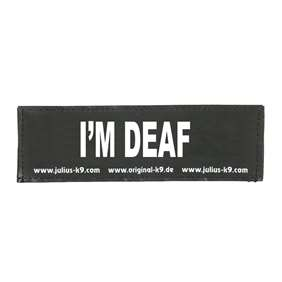 Picture of I'M DEAF (162LR-K-28055)