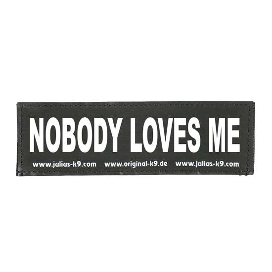 Picture of NOBODY LOVES ME (162LR-K-37095)