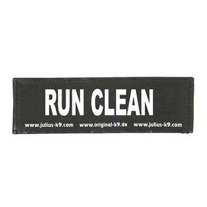 Picture of RUN CLEAN (162LR-K-40422)