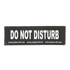 Picture of DO NOT DISTURB (162LR-G-08576)