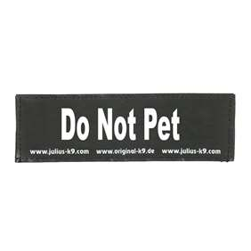Picture of Do Not Pet (162LR-G-27683)