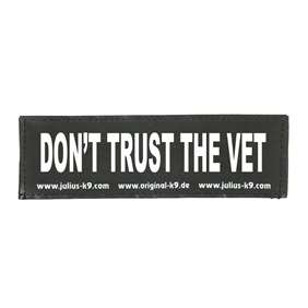Picture of DON'T TRUST THE VET (162LR-G-08620)