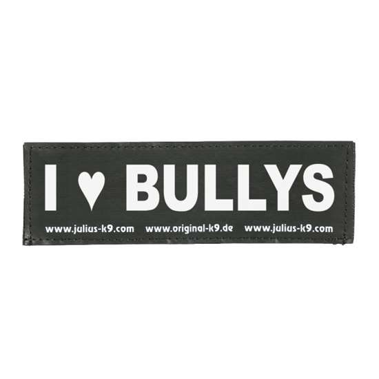 Picture of I ♥ BULLYS (162LR-G-32625)